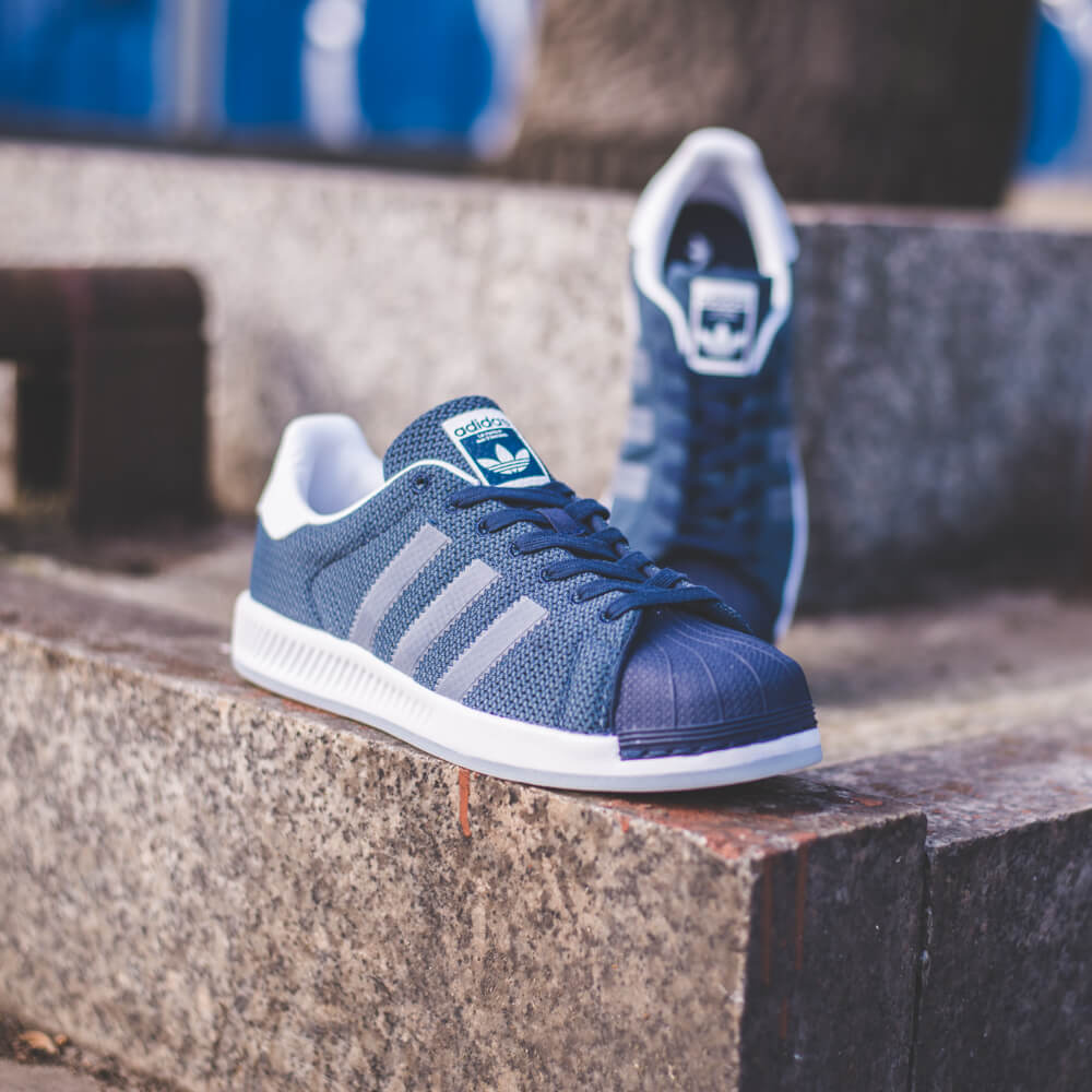 Buty adidas Superstar Bounce Collegiate Navy