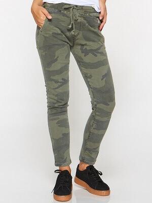 jeansy moro