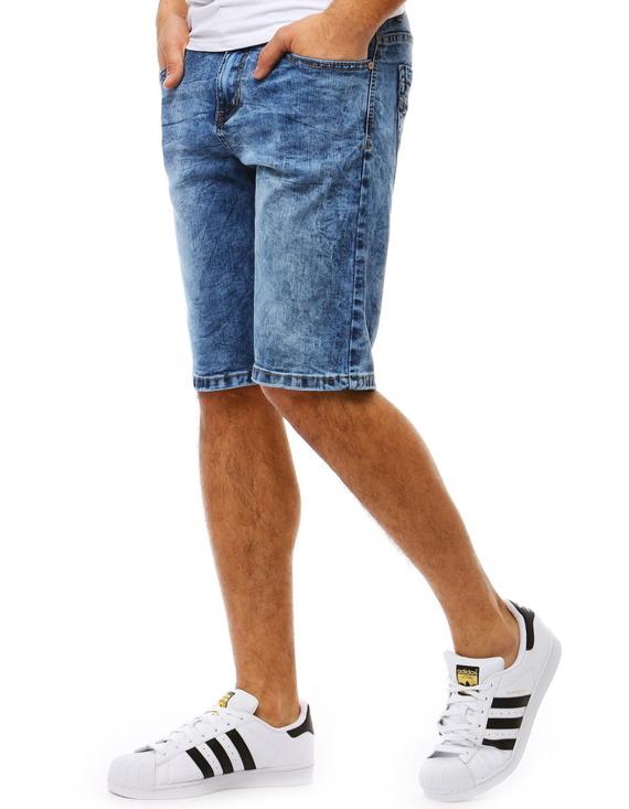 krótkie spodenki jeansowe - stylizacja
